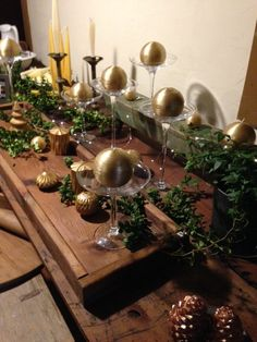 """PEDESTAL CANDLEHOLDER  Two heights of Gorgeous Glass Pedestal Candle-holders, designed for rounded Candles like our Spun Gold Candles.   These are beautiful and unobtrusive centerpieces for your holiday table.    8"""" Diameter,  8"""" and 12"""" Heights"""