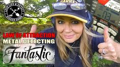 Fantastic Metal Detecting Hunt - Do you believe in the Law of Attraction...