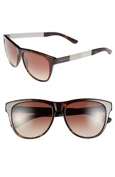 MARC BY MARC JACOBS 55mm Retro Sunglasses | Nordstrom