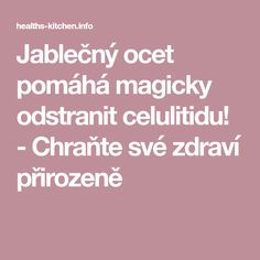 Magick, Health, Health Care, Witchcraft, Salud