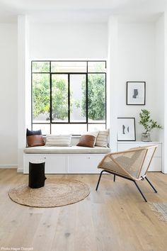 Nordic Living Room, Spacious Living Room, Living Room Decor, Diy Bedroom Decor, Best Interior, Interiores Design, Living Room Designs, House Design, House Styles