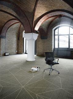 Orbit - Elements@work by ege carpets