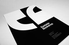 eastside bookshop identity on the behance network