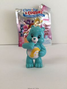 Care Bears & Cousins Series 4 Blind Bag Mini Figure * WISH BEAR opened to verify #JUSTPLAY