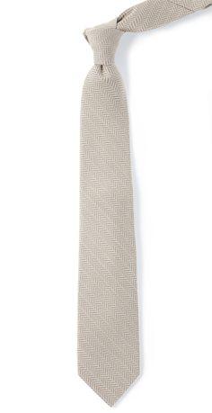 Wool Herringbone - Carmel | Ties, Bow Ties, and Pocket Squares | The Tie Bar