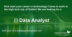 Job Description, Product Description, International Jobs, Career Opportunities, Dublin Ireland, Dream Job, Opportunity, How To Apply, Technology
