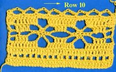 Basic crochet stitches presented in graphical charts. Crochet for beginners instruction. How to read crochet charts.