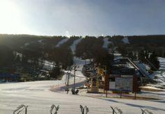 Camelback's 35 ski trails are sure to delight! #MyCamelback