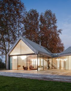 PROD Aquitectura's House of Four Houses in Portugal   KNSTRCT