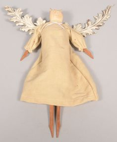James Cramer Handmade Angel.