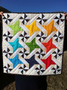 Another lovely bright quilt
