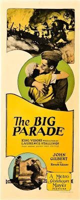 Rare film classics SILENT talkies TV on DVD: King Vidor: The Big Parade (1925), The Crowd (1928), Our Daily Bread (1934)