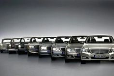 La evolución hecha perfección. Mercedes-Benz