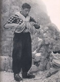 Cesare Maestri | La parete di ghiaccio: ecco il Cerro Torre