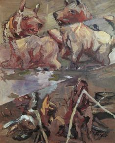 Graue Hunde - Drei Streifen, 1967-1968