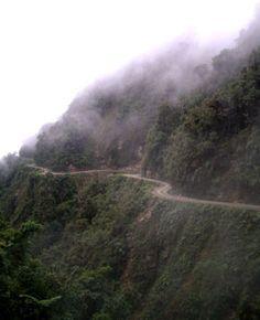 World's Scariest Roads- Slide 10 - Slideshows | Travel + Leisure