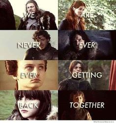 Which is the sad truth us Game Of Thrones fans now have to face.