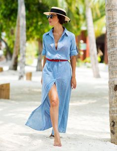 26 best boating outfit ideas for girls-what to wear on a boat – boat 30 Outfits, 4th Of July Outfits, Summer Outfits, Fashion Outfits, Summer Dresses, Womens Fashion, Blue Dresses, Long Dresses, Dress Long