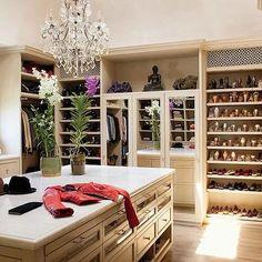 Built In Shelves for Shoes