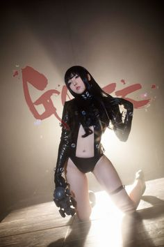 SIMONE (Simone)  Reika Shimohira  of Gantz