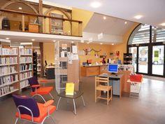Bibliothèque de Janzé