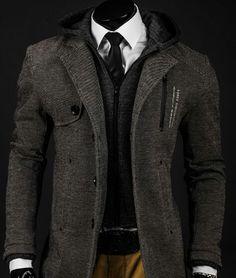 Coat. Fresh pinspiration daily - follow http://pinterest.com/pmartinza