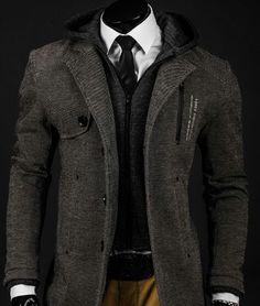 Coat. Fresh pinspiration daily - follow http://pinterest.com/pmartinza