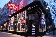 12 Historic Bars Every Book Nerd Needs To Visit: White Horse Tavern (New York City)