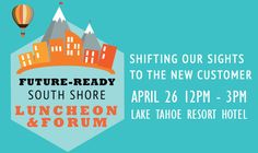 The Tourism Forum focuses on marketing and trends the South Shore should embrace, as well as issues that may impact tourism, recreation and the economy.