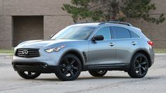 Bringing car buyers and enthusiasts automotive news coverage with high-res images and video from car shows and reveals around the world. Infiniti Fx35, Nissan Infiniti, Infiniti Vehicles, Car Search, Car Buyer, Automotive News, Car Show, Cars And Motorcycles, Automobile