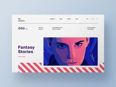 Simple layout design Inspiration for PowerPoint template