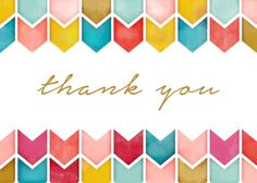 Deco thank you card saying thanks at the office pinterest thank you pattern new greeting cards from brookhollow m4hsunfo