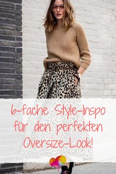 Oversize Look, Oversize Pullover, Business Look, Trends, Turtle Neck, Sweaters, Style, Fashion, Fashion Styles