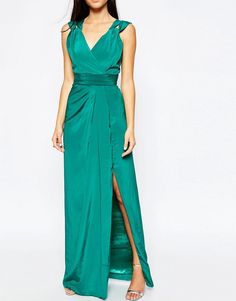 Image 3 of VLabel Palmers Maxi Dress