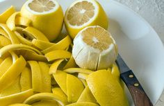 Lemon Peel Heals Joints: Recipe After Which You Will Wake Up Without Pains - Clear Mind