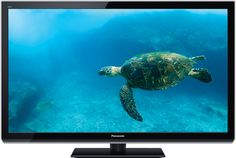 "Panasonic 60"" 1080p 3D Plasma TV"