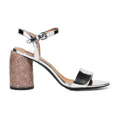 - These sandals will make any outfit impossible to ignore.
