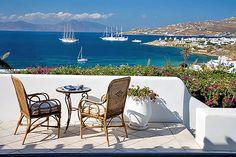 Greece (or a Mediterranean cruise).