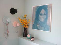 montag morgen, Tags Vase + Blumen + 60er Jahre + Bild + Deko + Vintage + Badezimmer