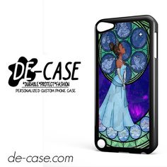 Disney Princess Tiana For Ipod 5 Ipod Touch 5 Case Phone Case Gift Present YO