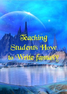 Dragon's Den Curriculum: Teaching Students How to Write Fantasy..Ignite any student's imagination (and writing excitement) with these six easy lesson on fantasy! They are simple, easy and effective. Also includes book making tips, and fantasy story starters.