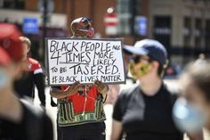 Protesters demand justice for George Floyd - Kenny Brown/Shutterstock San Diego County Sheriff, Atlanta Police, Los Angeles Police Department, Kayleigh Mcenany, Trump Comments, Fulton County, Peaceful Protest, Letting Go Of Him, Black People