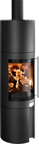 Krbová kamna HAAS+SOHN Ovalis RLU do nízkoenergetických domů Stove, Home Appliances, Wood, Kitchen Cook, House Appliances, Woodwind Instrument, Timber Wood, Appliances, Trees