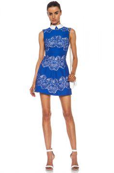 Lover Royal Blue Chelsea Dress