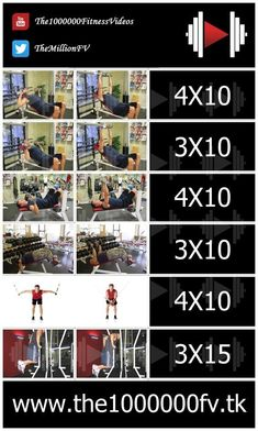 Best Inner Chest Workout for chest for men Inner Chest Workout, Chest Workout For Mass, Chest Workout Routine, Best Chest Workout, Chest Workouts, Easy Workouts, Best Workout Machine, Exercise Machine, Fast Fat Burning Workout