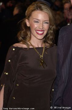 Kylie Minogue at NRJ Awards 2002