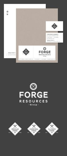 DeKalb Forge - The Portfolio of Brian Rau