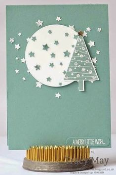 A Festival of Trees from Stampin' Up!