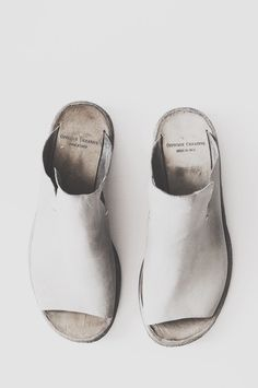 Shoes sandals relaxed walking, officine creative