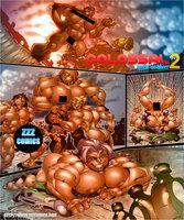 colossal size - Siteze
